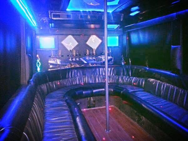 20-22 Passenger Party Bus