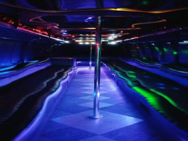 35-40 Passenger Party Bus