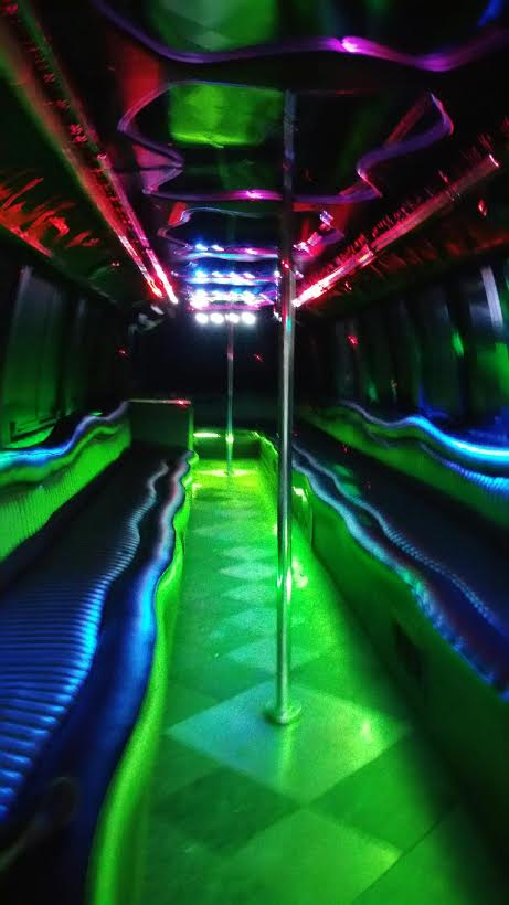 35-40 Passenger Party Bus