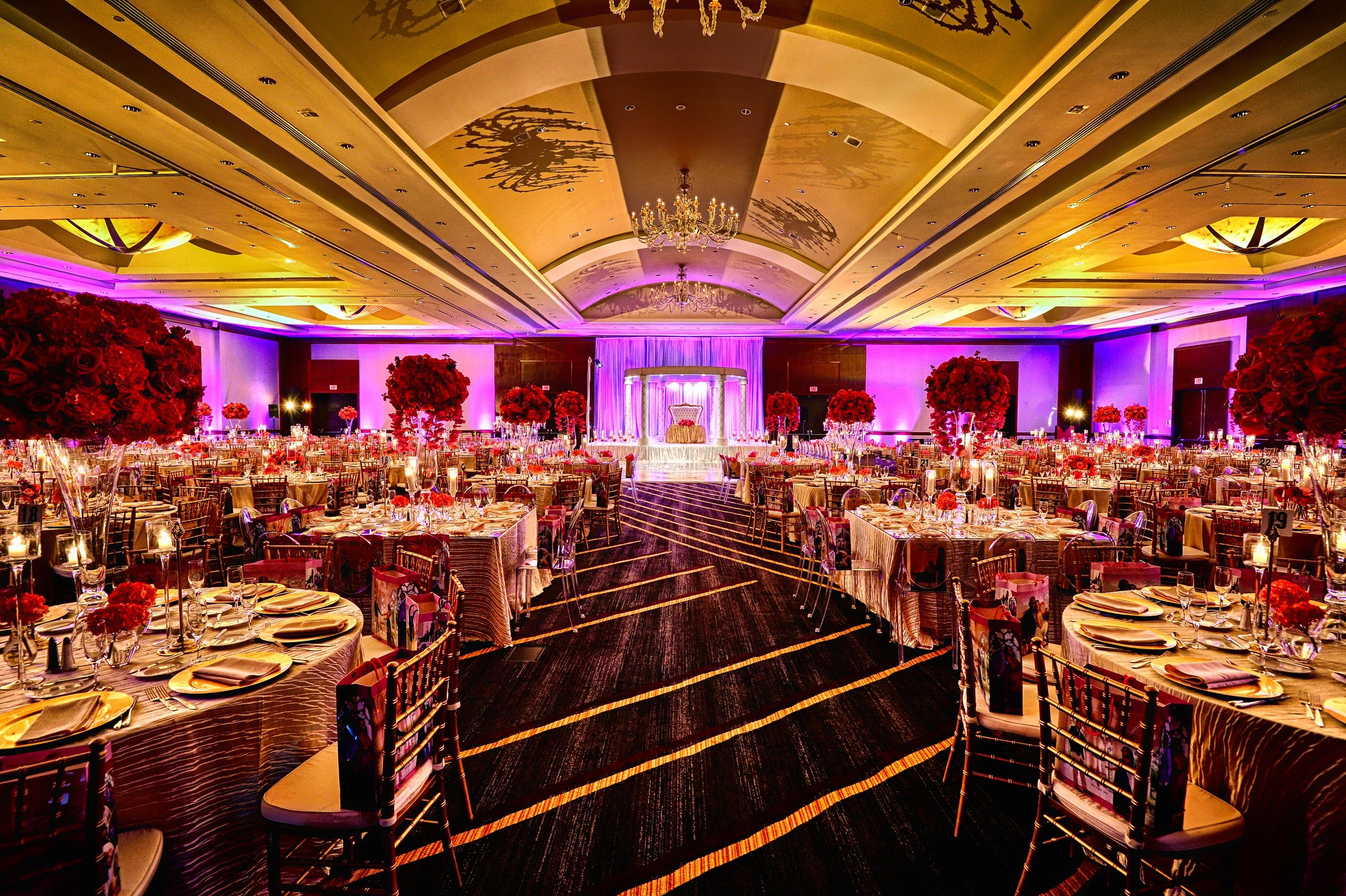 Royal Sonesta Houston - Wedding